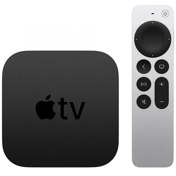 Apple Tv Hd de 32 Gb