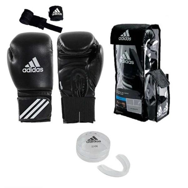 Adidas set de boxeo ADIBPKIT01S