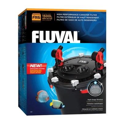 Filtro Fluval Fx6 Para Acuarios De  Hasta1500 Lt
