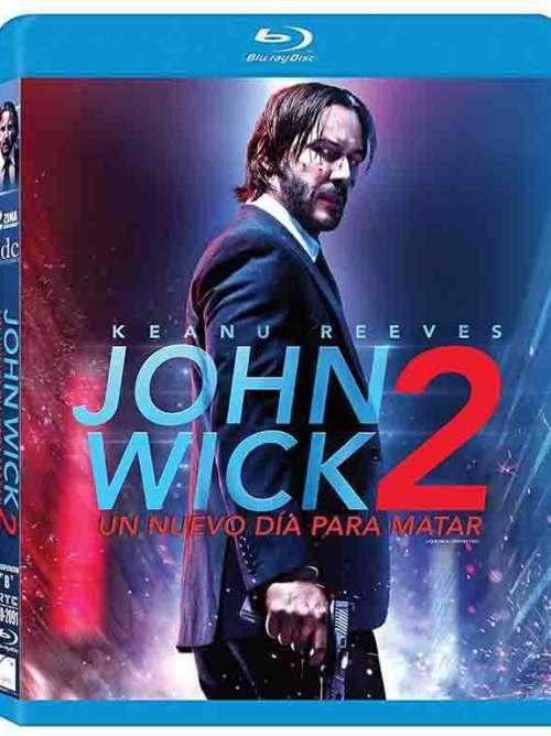JOHN WICK 2 - UN NUEVO DIA PARA MATAR