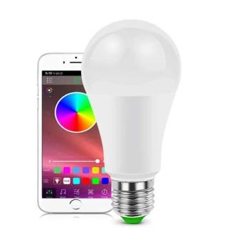 Foco Inteligente Bluetooth RGBWW 15W ROHS