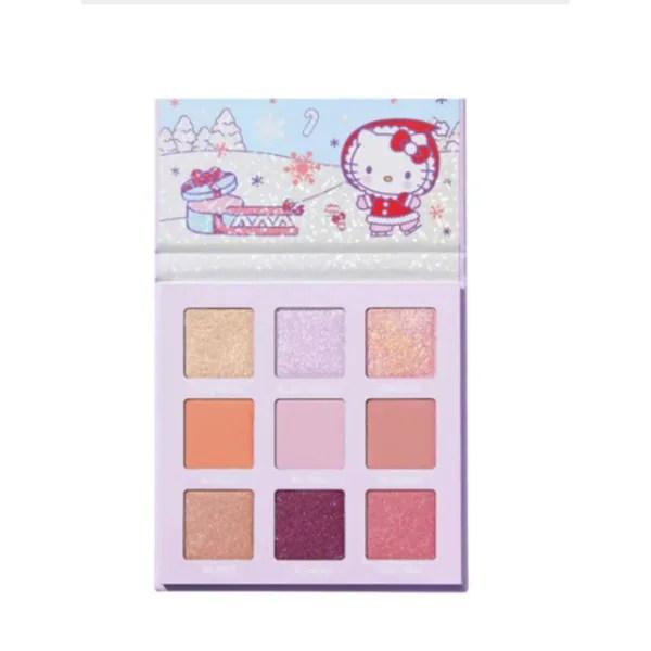 Sombras para ojos Hello Kitty x Colourpop