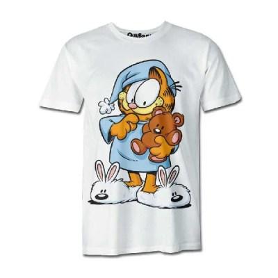 Playera Pijama Garfield