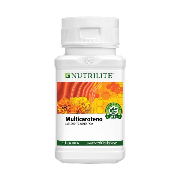 Multicaroteno (90 capsulas suaves)