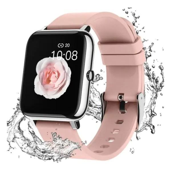 Reloj Inteligente Deportivo resistente al agua Con Bluetooth