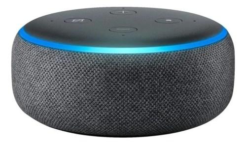 Asistente personal Alexa 3ra generación Bocina Amazon