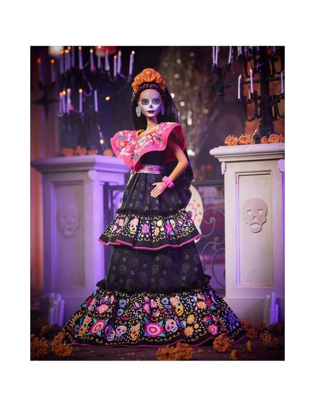 Barbie Colección Día de Muertos Edicion especial 2021