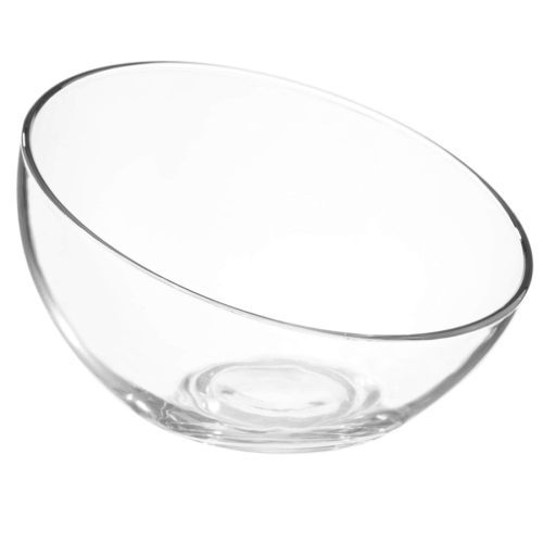 Tazon Platon Bowl Ensaladera Vidrio 22Cm Cocina Hogar Helena