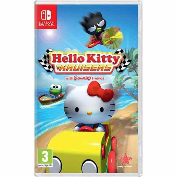 Hello Kitty Kruisers Con Sanrio Friends  Nintendo Switch