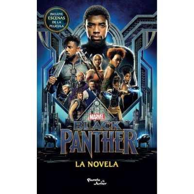 Black Panther. La novela