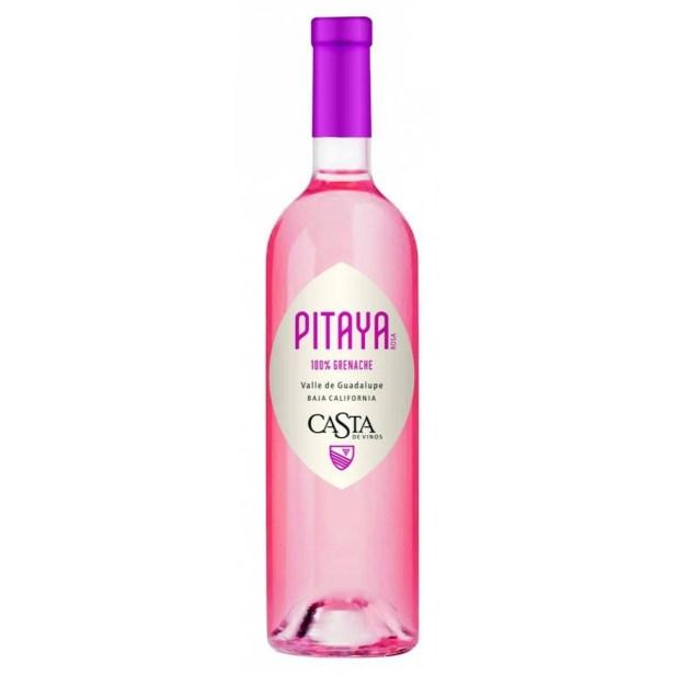Vino Rosado Casta De Vinos Pitaya 750 ml
