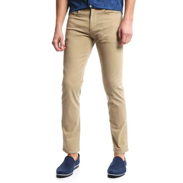 Pantalón Marina Clean 5 Pkt Slim Garment Dye para Caballero
