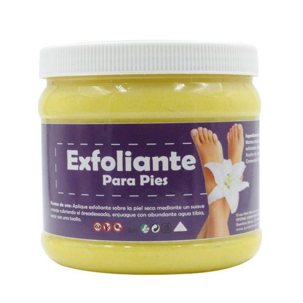 Exfoliante Para Pies Pedicure Spa (1 Kilos) Pies Suaves