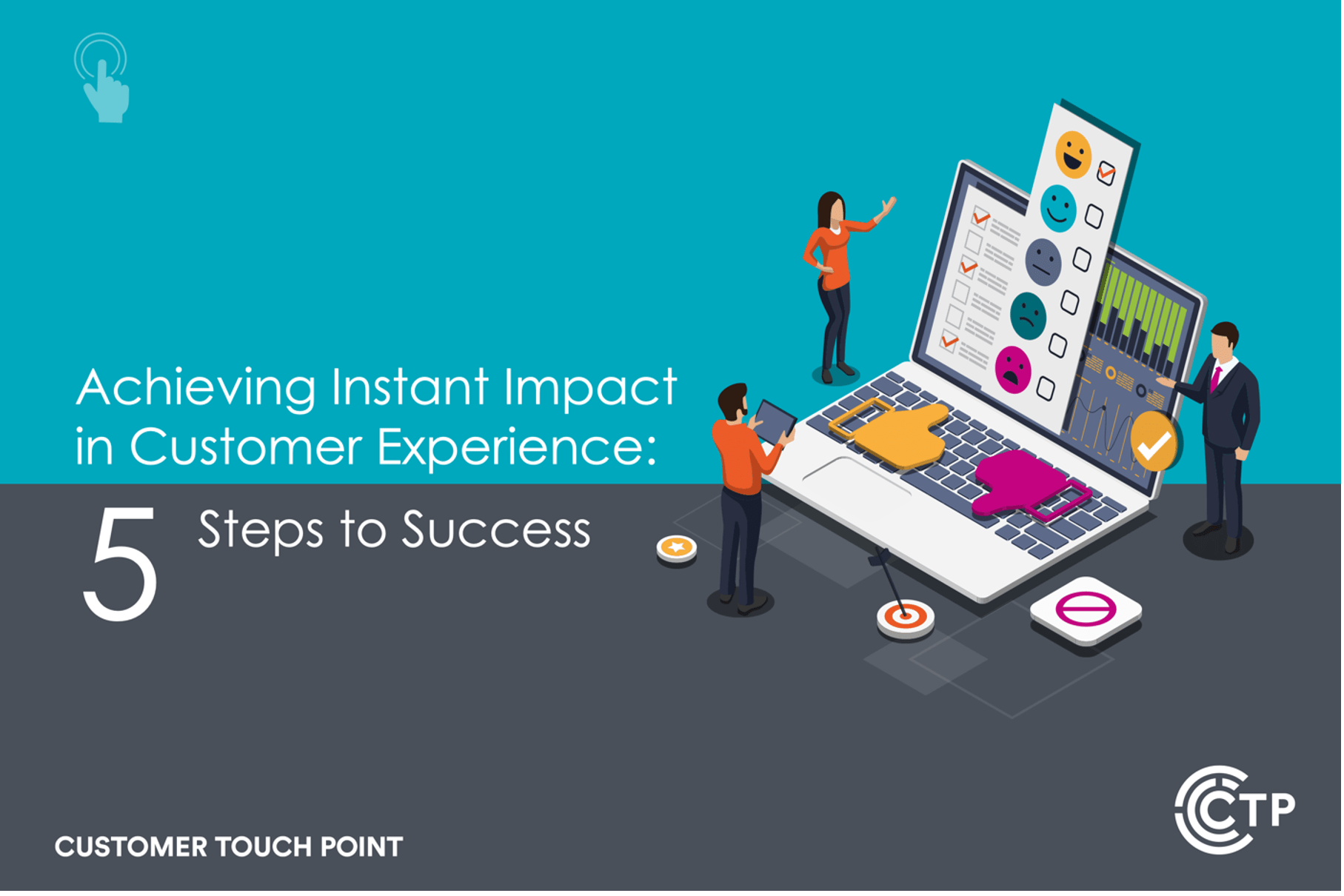eBook – Instant Impact in Customer Experience Free Download
