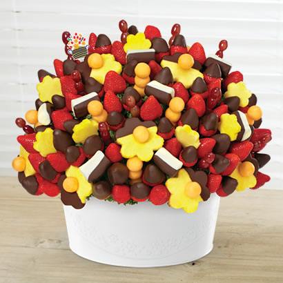 Berry Chocolate Bouquet® Pineapple & Bananas - Edible Arrangements®