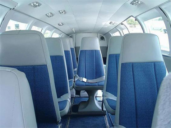 Cessna 402 Specifications, Cabin Dimensions, Speed  Cessna