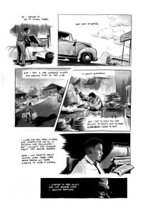 A look inside March, Book One, by John Lewis and Andrew Aydin.