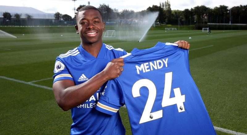 Nampalys Mendy Extends Leicester City Stay