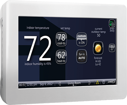 icomfort wifi touchscreen thermostat
