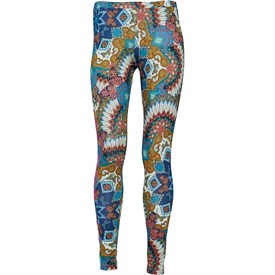adidas Originals x The FARM Company Womens Borbomix Leggings Multicolour