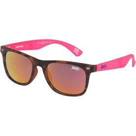 Superdry Supergami Wayfarer Sunglasses Multi/Pink