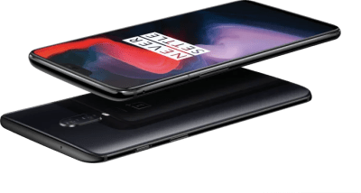 Nye smartphone OnePlus 6 1