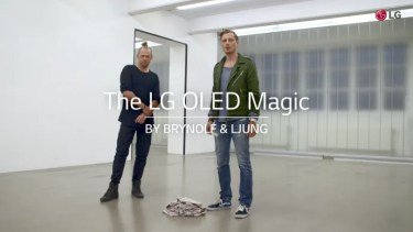 The LG OLED Magic - By Brynolf & Ljung