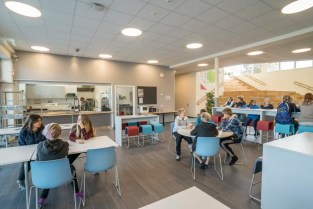 Ny belysning i skolan hjälper elever att sova bättre hemma 3