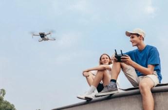 Drohne klein und leicht fliegen