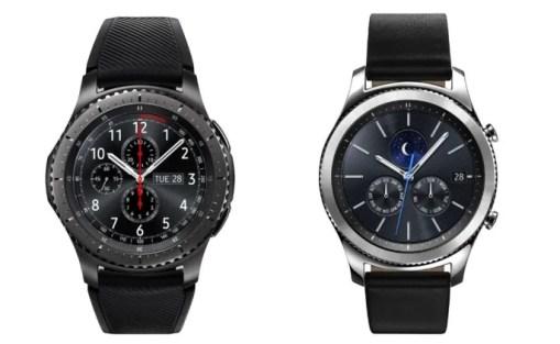 Samsung Gear S3 levererar en sofistikerad, tidlös design med förbättrade funktioner