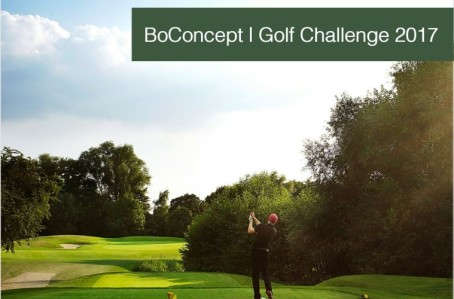 boconcept golf challenge 2017 pressekampagne hannover. Black Bedroom Furniture Sets. Home Design Ideas