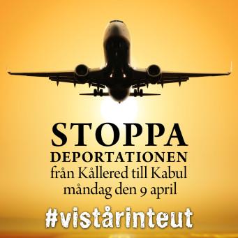 Deportationerna fortsätter - Sverige, Sverige, vad gör du med barn och unga?