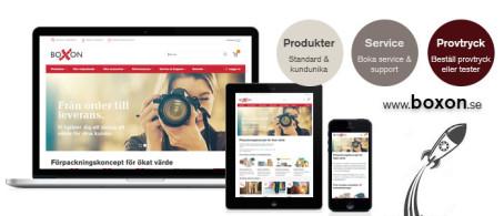 3 blir 1 – Boxon konsoliderar varumärket och lanserar ny hemsida som knyter ihop tidigare digitala portaler