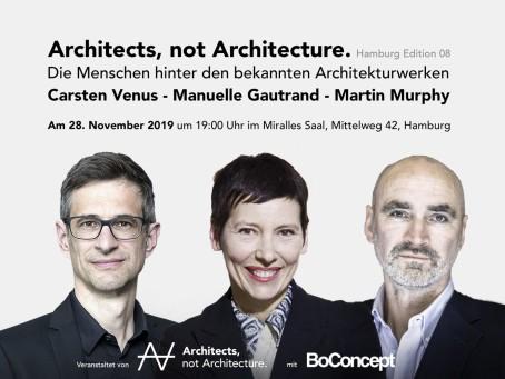 BoConcept Hamburg: Architects, not Architecture