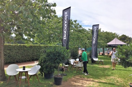 BoConcept Supplier-Partner bei Düsseldorf Junior Open