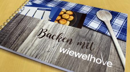 Backbuch für Wiewelhove