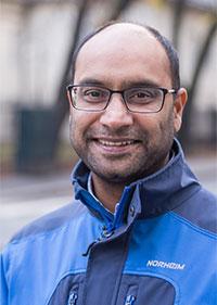 Lars Sundberg, IKT-direktør med ansvar for utvikling og drift i Bymiljøetaten i Oslo kommune.
