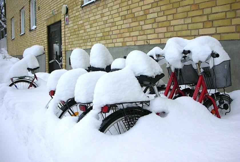 Allt fler Bostadsrättsföreningar och Fastighetsägare väljer Doomans säkra och tillgängliga Cykelgarage 1