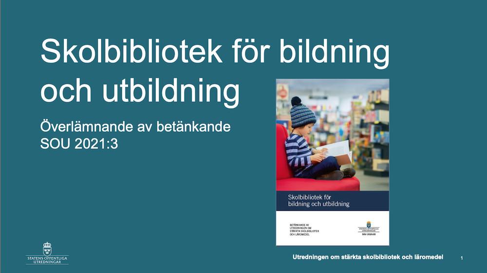 Bemannade bibliotek på alla skolor: Önskvärt - men inte prioriterat i Lindesberg 4