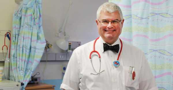 A day in the life of...Dr Martin English, Consultant ...