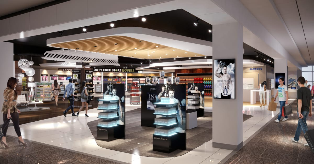 Another Boost For Luxury Shopping At Stockholm Arlanda