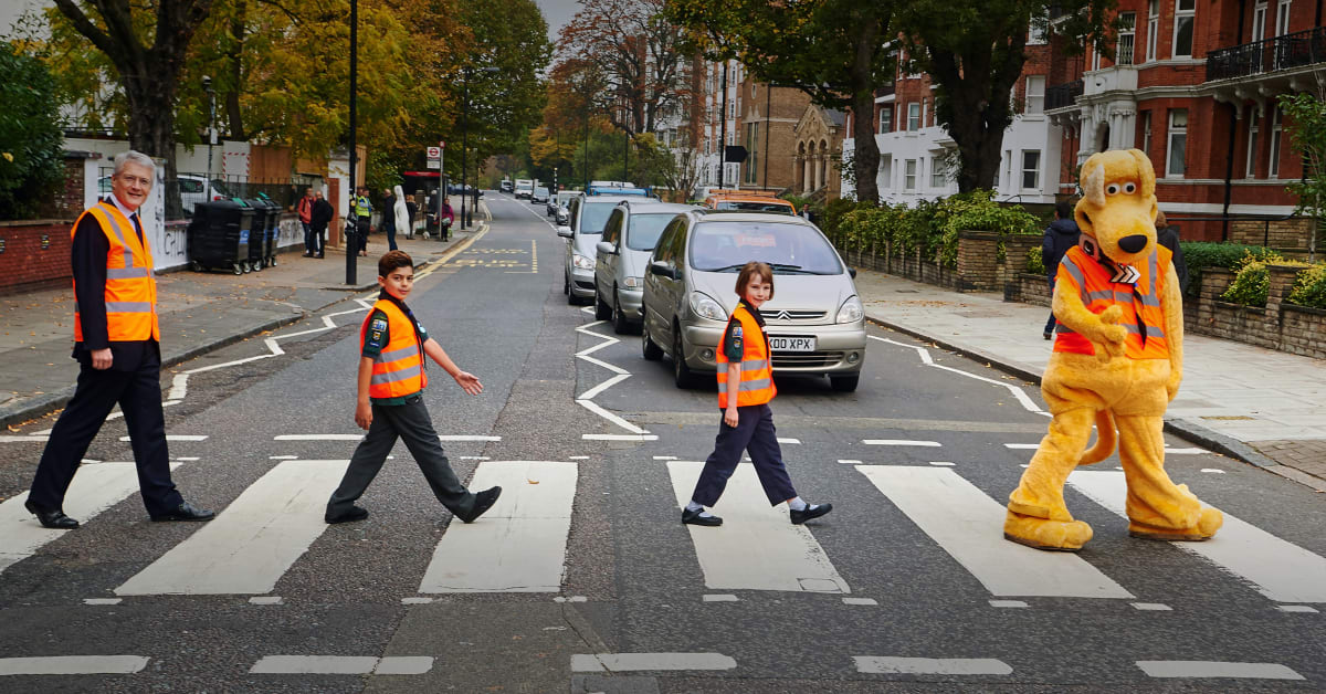 Rac Announces New Road Safety Partnership With The Scout