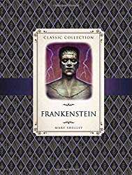 Frakenstein Book Cover