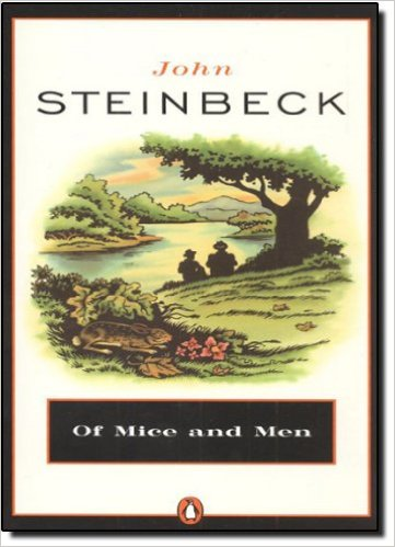 Steinbeck Book Cover