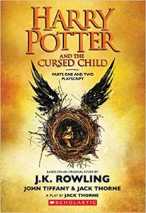 harry Potter and the Cursed Child Cover Image