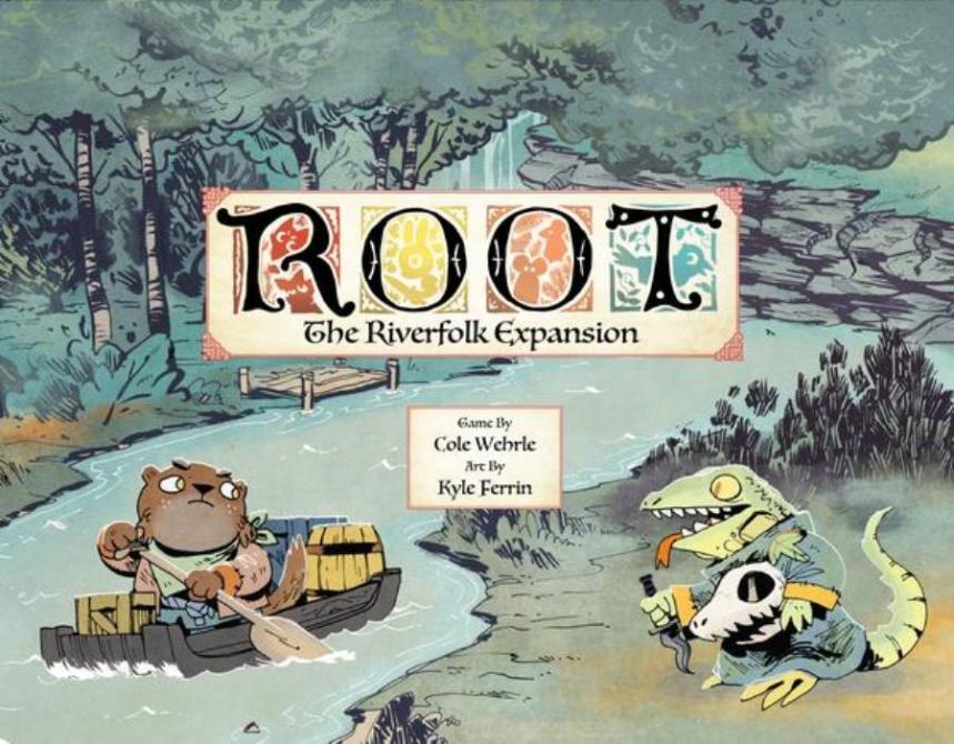 Image result for root riverfolk expansion