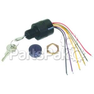 Sierra MP41090; Push To Choke Ignition Switch