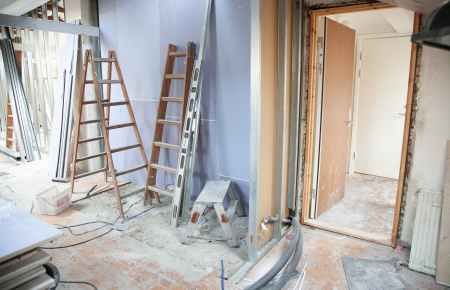 home renovation work