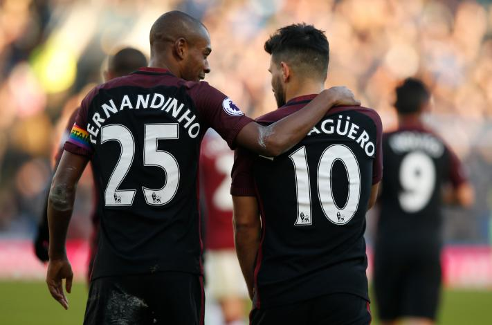 Man City's double boost for West Ham trip