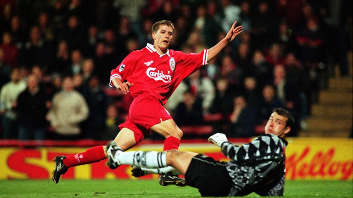 On this day in 1997: Liverpool's Owen scores on PL debut